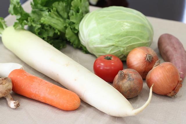 冷凍 できる 野菜