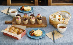 和風、洋風、中華風まで。ホットケーキミックスで作る簡単おやつコレクション!