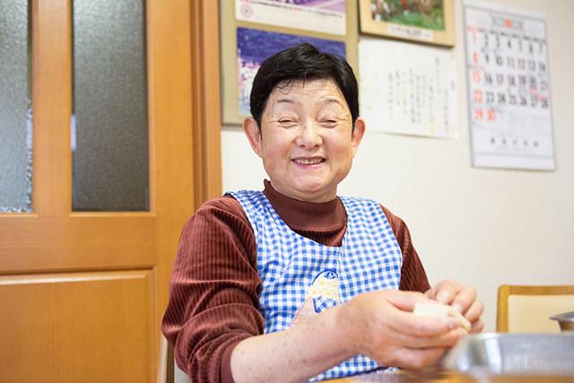 相良トシさんの写真