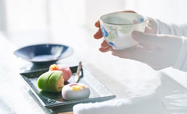 和菓子のイメージ