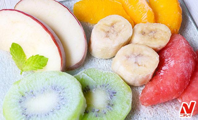 人気の「冷凍フルーツ」は家でも作れる! 保存方法とアレンジアイデア