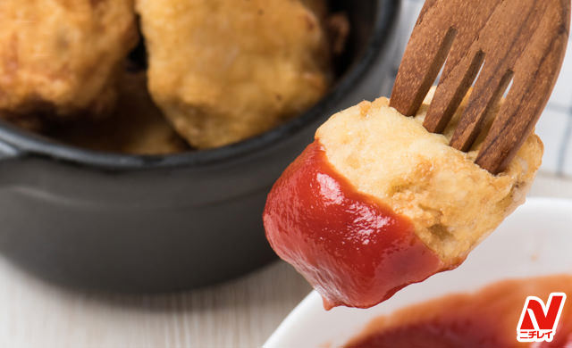 冷凍豆腐ナゲットの写真