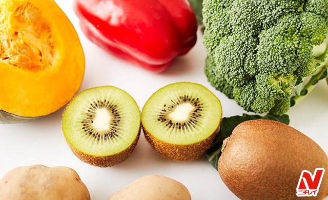 ビタミンCが豊富な食材5種の写真