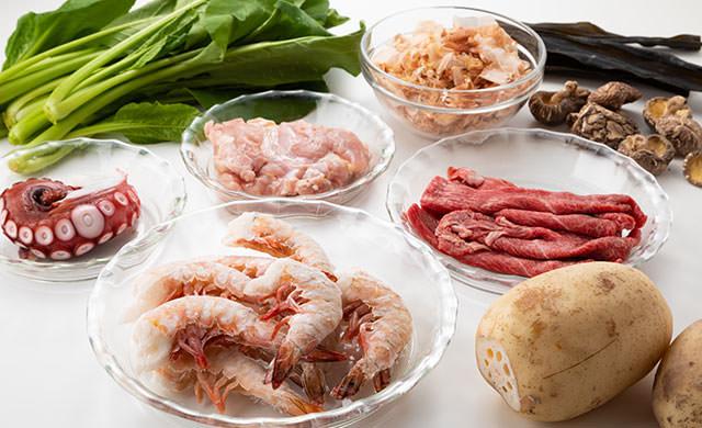 価格高騰する正月食材の写真
