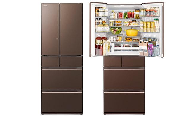 最新冷蔵庫の写真