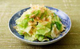 「キャベツだけ」で作れる! 副菜のスピードレシピ5選