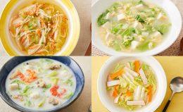 【白菜スープ】コンソメから中華、和風まで、人気レシピ5選