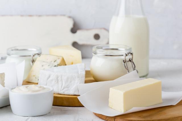 乳製品の写真