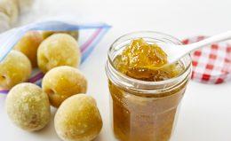 【梅ジャムレシピ】梅を冷凍すれば30分で完成!とろ〜り美味しい