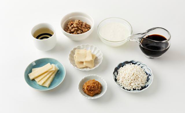 発酵食品の写真