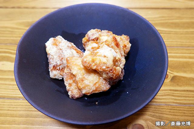 『若鶏タツタ』の写真