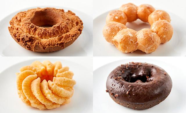 ドーナツの集合写真